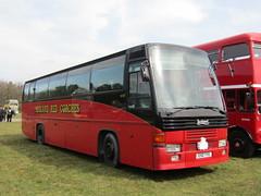E50 TYG (markkirk85) Tags: new red west bus buses south tiger rally royal east riding 50 coaches midland leyland 2016 tyg e50 11988 e50tyg