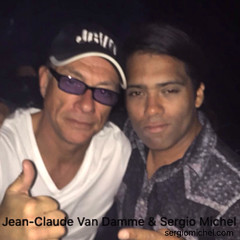 Jean-Claude Van Damme & Sergio Michel (sergiomichelmusic) Tags: musician celebrity beach movie star la google official artist martial miami karate moviestar celebrities van fighting southbeach guitarist bing vandamme jeanclaudevandamme damme jcvd sergiomichel