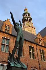 2009_IMG_6314 (niek haak) Tags: abbey middelburg abdij groenmarkt langejan