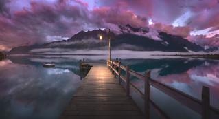 Epic Glenorchy Sunrise