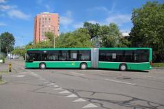 7003 (KennyKanal) Tags: bus mercedes benz basel grn bvb basler busdepot verkehrsbetriebe citaro busgarge