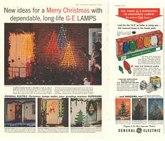 1957 GE Christmas Lights (JeffCarter629) Tags: christmaslights ge generalelectric vintagechristmas 1950schristmas vintagechristmaslights generalelectricchristmas gechristmas gechristmaslights generalelectricchristmaslights christmaslightideas vintagechristmaslightsads