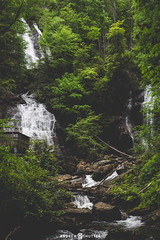 """Anna Ruby Falls. Helen, GA. May 2015. (Andrew """"Shutter"""") Tags: anna nature ga georgia 50mm waterfall spring nikon may falls helen ruby fx annarubyfalls helenga 2015 d600 annaruby helengeorgia nikond600 sowo southernworthersee andrewsutter andrewsutterphotography may2015 andrewshutter spring2015 sowo9 andrewshutterphotography andrewshutterphoto andrewsutterphoto"""