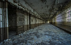 Jailbreak (That Girl, Teri) Tags: detroit cell creepy prison jail exciting dehoco