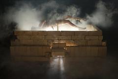 Aiday awakens (Matteo Rovella Pictures) Tags: levitation mummy rebirth bandages asiangirl resurrection awakens aidayawakens asianmummy dinaramurzabayeva themummyawakens bodylevitation giuliaavarellomakeup