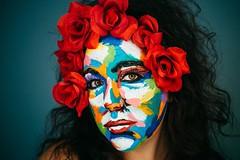 Imitate Art (stacyvitallo) Tags: light selfportrait ring selfportraiture ringlight selfie
