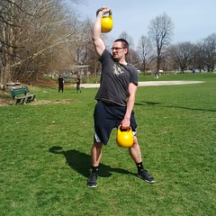 Kettlebell Windmill Exercise (personaltrainertoronto) Tags: kettlebell windmill weighttraining strengthtraining exercise fitness athlete fit workout trainer athletic