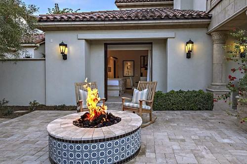 Дом Сильвестра Сталлоне в Калифорнии