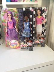 New Babsiez! (dolldudemeow24) Tags: hair dolls purple princess barbie kingdom tall petite endless fashionistas 2016