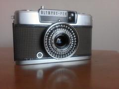 Olympus Pen EE-2 (jcbkk1956) Tags: film analog 35mm olympus halfframe olympuspen ee2