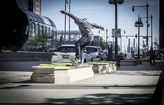 Nosegrind (Rodosaw) Tags: chicago photography skateboarding culture documentation subculture nosegrind of