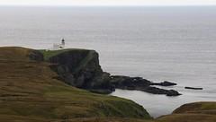 Stoer Lighthouse, Assynt (milnefaefife) Tags: sea lighthouse grass landscape coast scotland highlands cliffs hills moor sutherland moorland stoer assynt northwesthighlands pointofstoer stoerhead stoerlighthouse