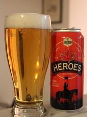 mmmm....beer (jmaxtours) Tags: mmmmbeerheroescoldfilteredlagerlagerheroescoldfilteredlagersouthpawbeveragecompanysouthpawtorontotoronto ontariobeercoldfilteredlager