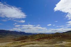 Painted Hills (Thomas R. Belfield) Tags: oregon paintedhills johndayfossilbedsnationalmonument