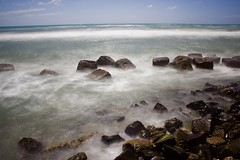 paesaggi metafisici (GreatWhiteShark3010) Tags: seascape canon eos long exposure mare filter nd sabbia 600d