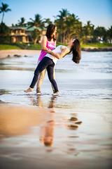 Maui Photographer Sunset Shoot (brandon.vincent) Tags: sunset love beach sex hawaii couple maui same wins polo wailea