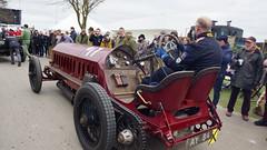 Isotta Fraschini Fiat 1905, Selwyn Francis Edge Trophy, 74th Members' Meeting (3) (f1jherbert) Tags: sony meeting motor alpha circuit goodwood 65 members 74th a65