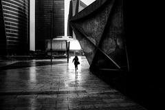 Apocalypse (tomabenz) Tags: street urban blackandwhite paris monochrome noiretblanc streetphotography streetview ladfense sonya7rm2 a7rm2