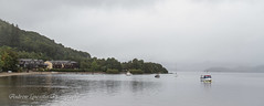 Luss Scotland-5 (Andrew Lancaster photography) Tags: sea seascape water landscape boats scotland luss