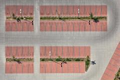 Concrete Paver (Aerial Photography) Tags: red rot lines by landscape grey la traffic outdoor grau aerial rows parkplatz landschaft verkehr deu luftbild parken landshut luftaufnahme linien bayernbavaria deutschlandgermany reihen ndb rechteck 01052007 5db06928 7538060n betonpflaster stethaimerstrase flächenversiegelung fotoklausleidorfwwwleidorfde