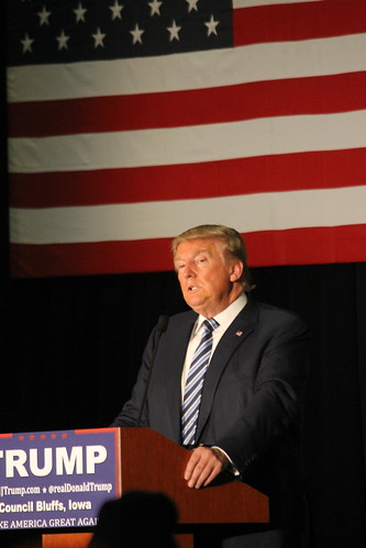 From flickr.com: Donald Trump {MID-271666}