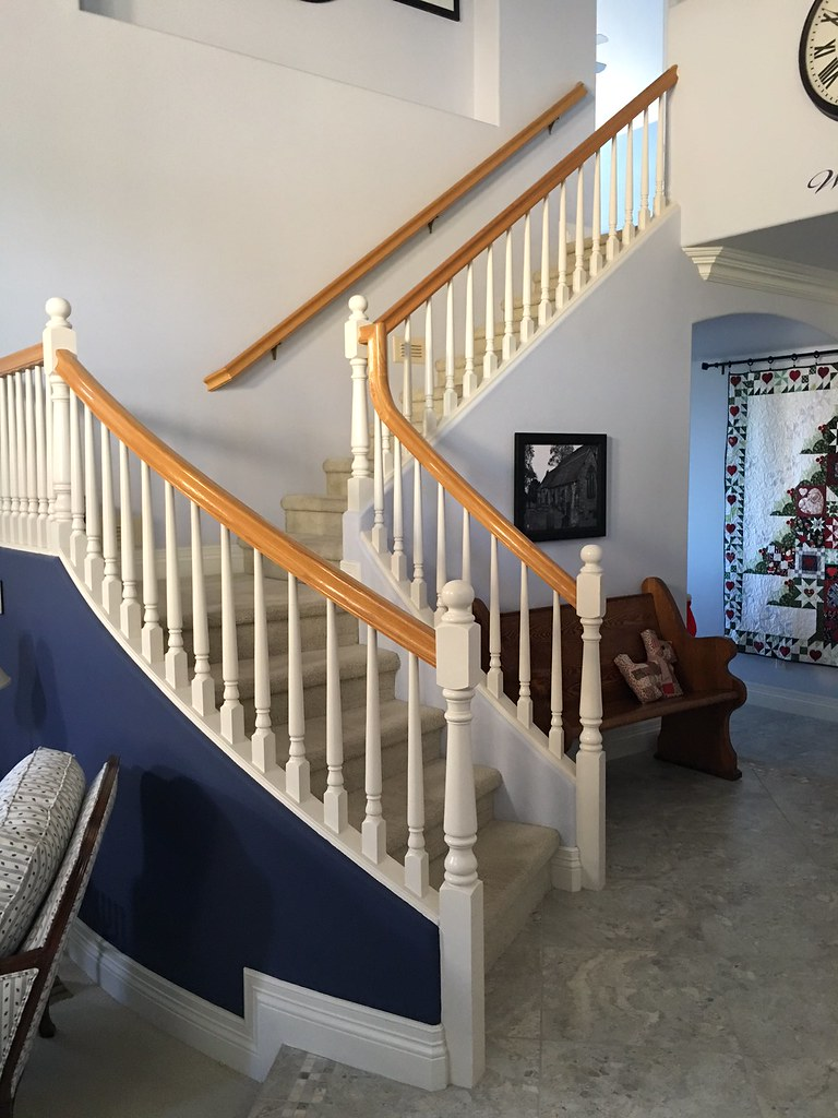 Before Picture Of Staircase (k Pinson Stairs) Tags: