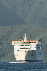 20160112_1906_7D2-400 Kaiarahi arriving in Picton (johnstewartnz) Tags: canon eos 400 picton 400mm interislander cookstraitferry 7d2 7dmarkii kaiarahi northislandtrip2016