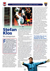 Rangers vs Ayr United - CIS Insurance Cup Final - 2002 - Page 15 (The Sky Strikers) Tags: park cup andy united skills stefan final column cis ayr savers rangers insurance hampden penalty klos blether goalkeeping not goram