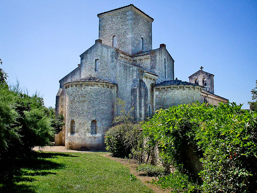 St Benoit Abbey