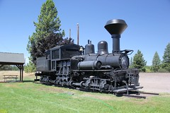 1914 Lima 2 Truck Shay #1 (busdude) Tags: mt lima columbia falls steam company shay locomotive lumber columbiafalls sommers sommerslumbercomapnay