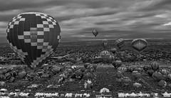 Albuquerque International Balloon Fiesta (Forsaken Fotos) Tags: