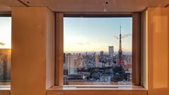 Room with a view (Speedatom) Tags: mobile tokyo tokyotower samsungs6