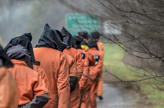 Guantánamo Detainees March to the CIA