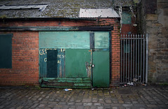 DSC_0005 (StevenParsons42) Tags: old outside grunge rustic litter otley