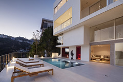 Вилла в Голливуде от GWdesign