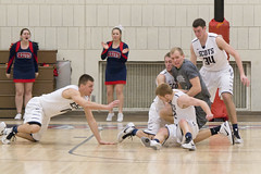 DAVE6126 (David J. Thomas) Tags: men sports basketball athletics arkansas owls scots batesville williamwoodsuniversity lyoncollege
