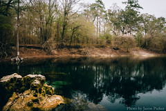 Troy Spring State Park (J. Parker Natural Florida Photographer) Tags: water forest swimming river spring woods nikon raw florida cloudy scenic rocky overcast limestone mayo naturalbeauty polarizer v1 lightroom suwannee northflorida mirrorless troyspring troyspringsstatepark vsco