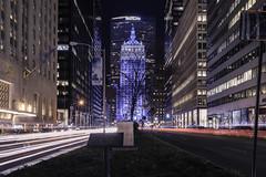 Day 123/365 (Alexander Marte Reyes) Tags: newyorkcity longexposure winter architecture lowlight outdoor manhattan parkave tamron grandcentralterminal metlifebuilding lightstreaks cityarchitecture nikonphotographers nikond750