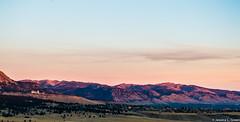 Colorado Sunrsie (JessaLGreen) Tags: morning travel sunlight mountains nature beautiful beauty sunrise landscape photography travels nikon colorado purple natural photos boulder dslr flatirons majesty d3200