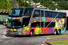 11513 (Brazil & South America Buses) Tags: colors riodejaneiro cores dd marcopolo util
