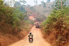 travesso da Transamaznica (alrcardoso) Tags: truck amazon moto dust caminho rodovia amazonie amaznia ladeira poeira motoqueiro boiadeiro travesso transamaznica