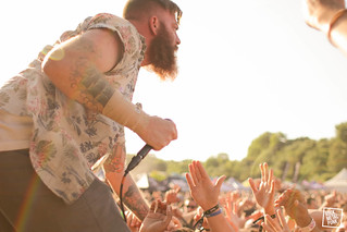 Four Year Strong  // Shot by Matthew Howard