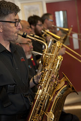 Two Rivers Swing Band May 2015