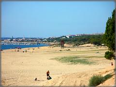 El Portil-Huelva (Spain) (sky_hlv) Tags: summer espaa costa praia beach rio river andaluca spain europa europe huelva playa verano atlanticocean pinares riopiedras costadelaluz puntaumbra cartaya elportil oceanoatlntico reservanatural