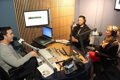 (covinoandrich) Tags: show hot celebrity ex radio tv women satellite rich we interview carmen isle electra baywatch siriusxm covino