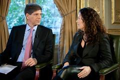Al Goodman y Alana Moceri (Casa de Amrica) Tags: cnn democrats periodismo estadosunidos rtve eeuu casadeamerica casaamerica algoodman alanamoceri casamerica isabeldeharo
