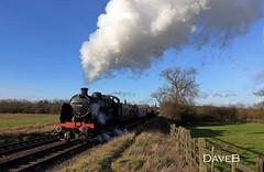 16.02.03-8346i-31806-GCR (Dangerous44) Tags: great central railway class goods steam u locomotive maunsell woodthorpe 31806