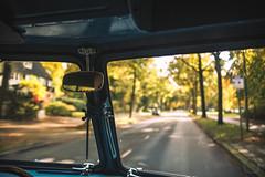 20151025-5X1A8078 (Stoka Stolk) Tags: road park trees windows bus nature car vw 1957 inside safa