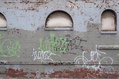 A Wall: East Toronto