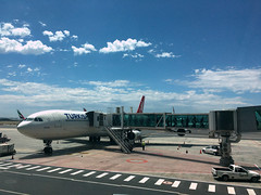 Turkish Airlines TK0044 (RobW_) Tags: africa town airport south international cape february monday airlines turkish westerncape 2016 filght 01feb2016 tk0044